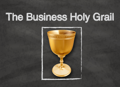 Competive Advantage for business - the Holy Grail?
